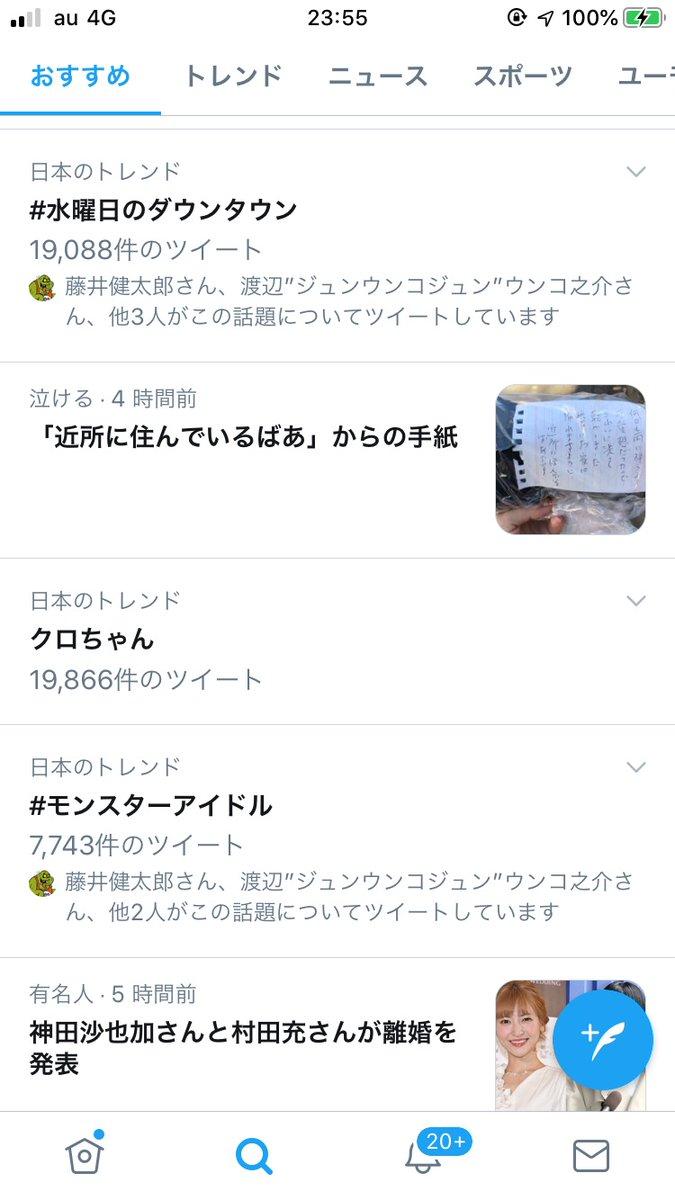安田 大 サーカス クロ ちゃん ツイッター