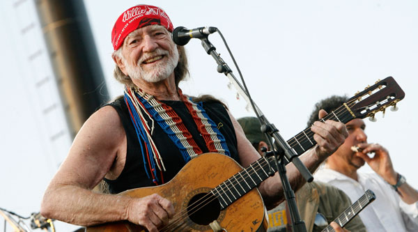 @KVUE's photo on Willie Nelson