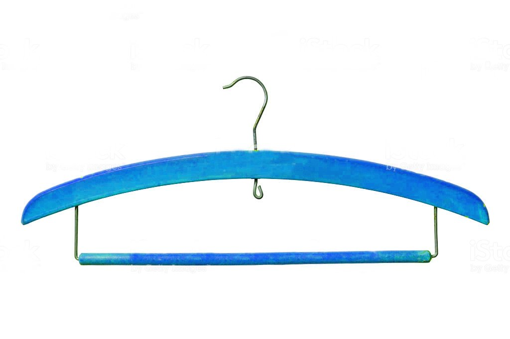 There are lots of #SillyReasonsToArgue but the silliest is fighting over who gets the blue hanger.