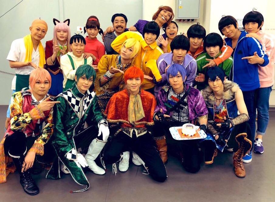 おそ松さん3東京公演6日目! ー アメブロを更新しました#松ステ3#おそ松さん