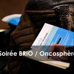 Image for the Tweet beginning: Bright Night @SIRICBRIO et #oncosphereNA