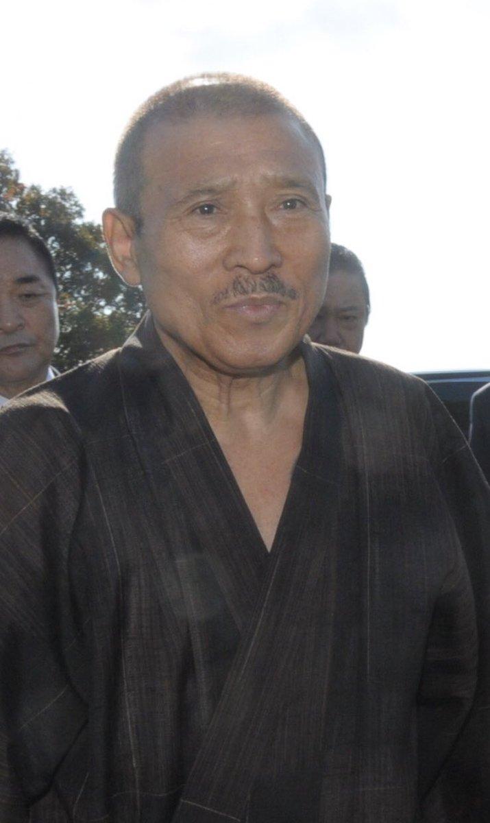 中田 山健 浩司 組 五代目山健組・西川良男若頭が死去「言葉にならない」