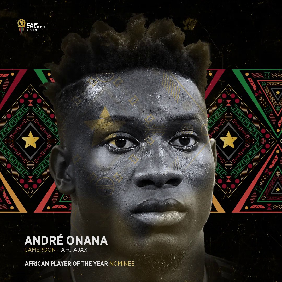 3⃣0⃣ ➡ 1⃣0⃣ The list of Africas elite now has 10 names 🌎🔝 Wholl be crowned African Player of the Year? 🏆 #CAFAwards2019