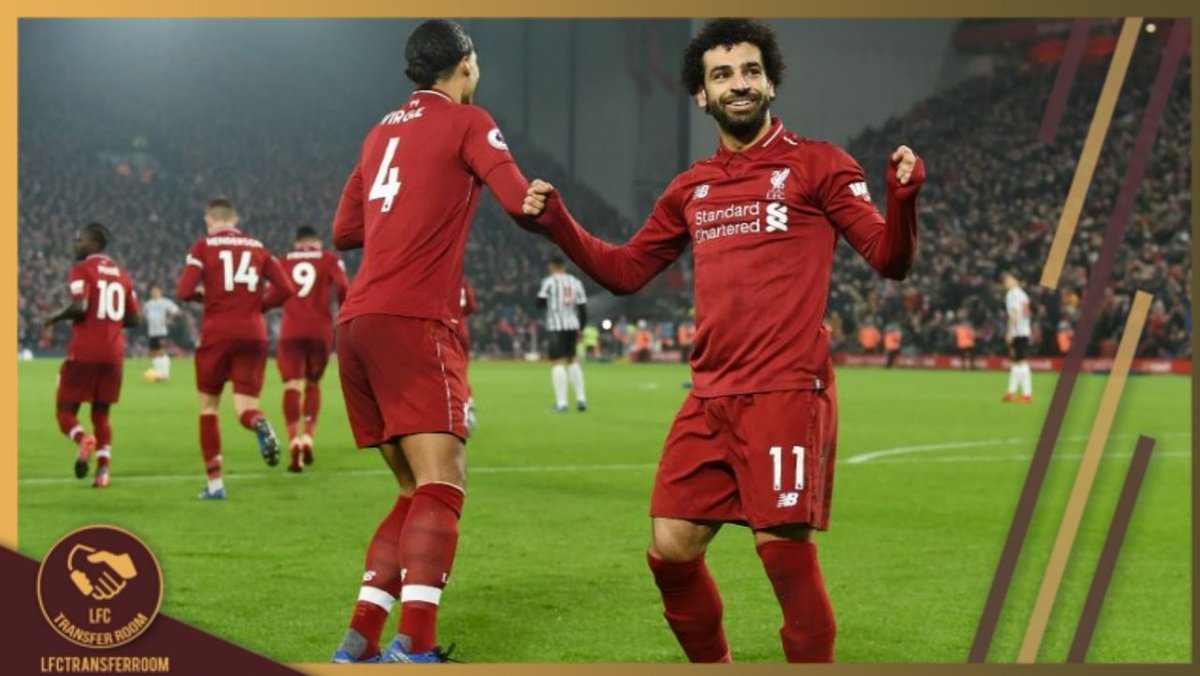 💯 Mohamed Salah could make the 100th Premier League appearance of his career. ⚽ 62 🅰️ 22 🏆 Golden Boot - 2 (2017/18, 2018/19) 🏆 Player of the Season - 1 (2017/18) 🏆 Player of the Month - 3 (November 2017, February 2018, March 2018)