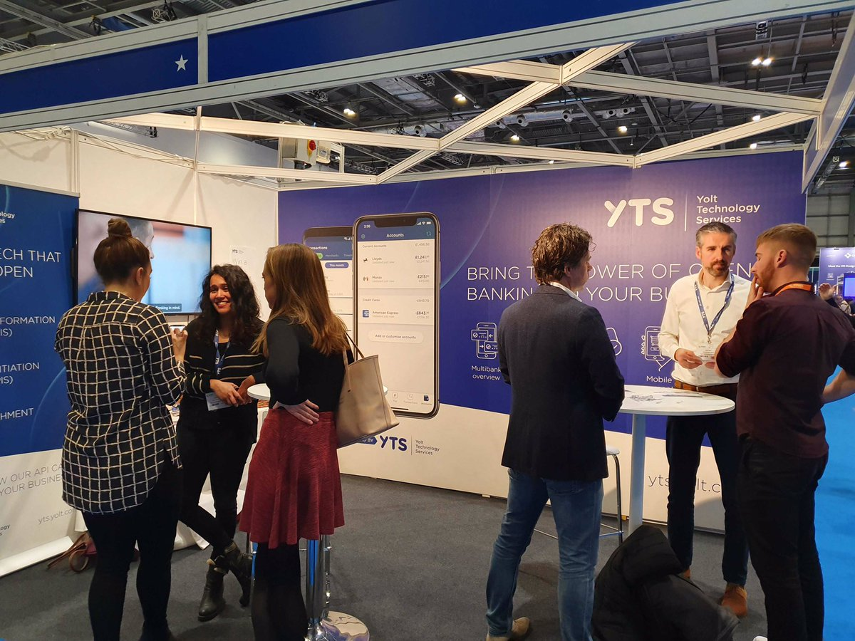 Want to learn all about the power of #openbanking and #psd2? Swing by stand G17 at @fintech_connect for a chat with the team. @LJ_Muis @bvmarissing #FTC19
