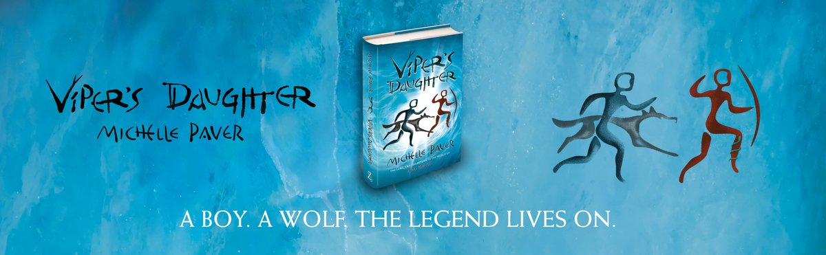 If you're pre-ordering #VipersDaughter by @MichellePaver, make sure to hold on to your proof of purchase.There might be some exciting #WolfBrother goodies on the horizon! Watch this space to find out more very soon...http://bit.ly/VipersDaughter