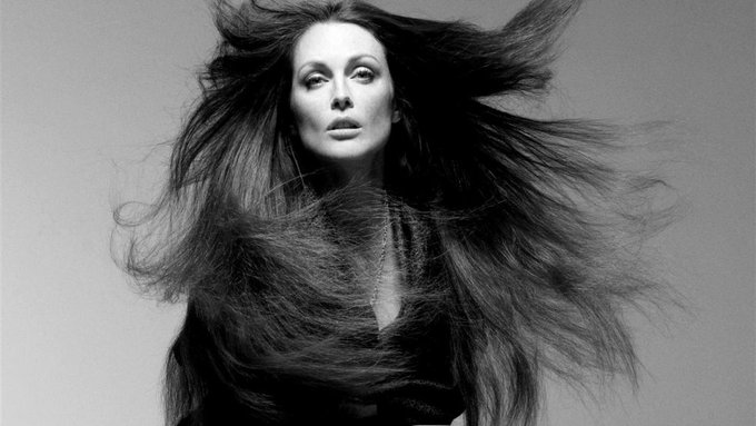 Happy belated 59th birthday to Julianne Moore