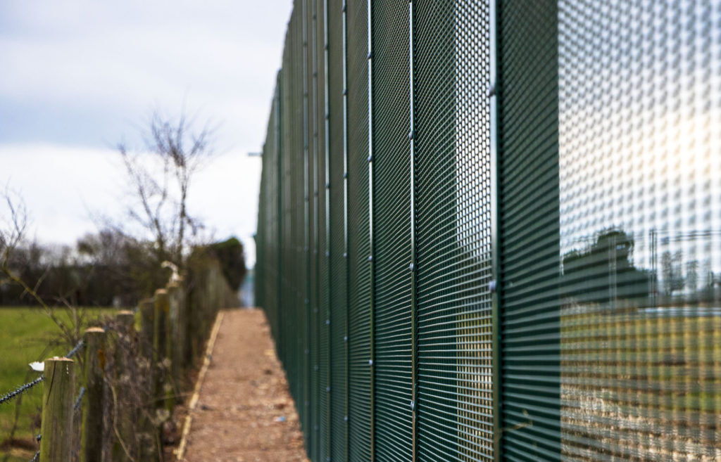 When a major UK #defence #manufacturer needed to upgrade their #physical #perimeter, they turned to CLD Fencing Systems for support…🔐  But what #fencing systems did they choose for this project?   Find out here: http://bit.ly/2vPtOpi   #PhysicalSecurity #HighSecurity #Military