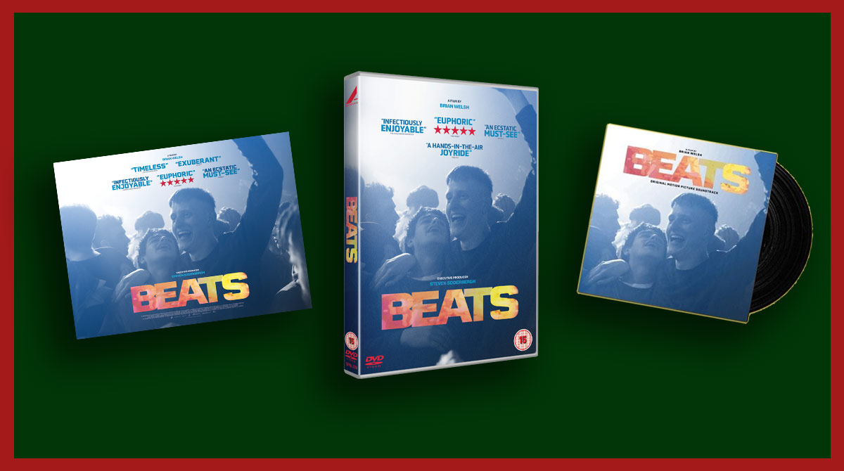 Its Day 4 of our #advent! RT for your chance to #win a BEATS poster, DVD & vinyl 🎁 #BeatsFilm