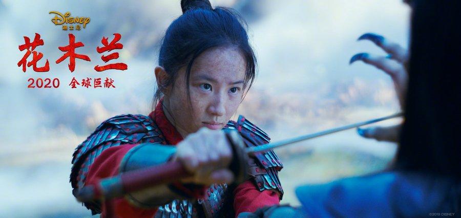 Mulan Production Still EK8XZ3MVUAArUMi?format=jpg&name=900x900