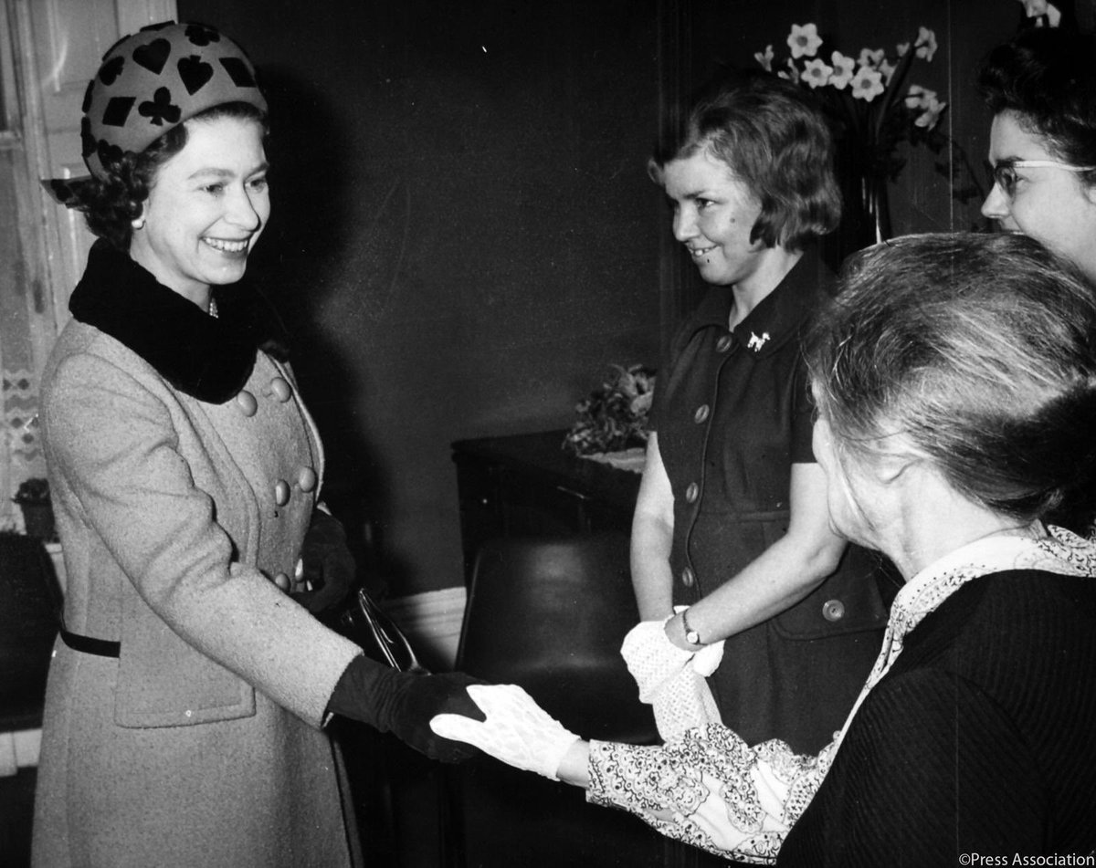 Her Majesty The Queen has passed the patronage to The Duchess having held the role for over 65 years. Her Majesty took the patronage over from Queen Mary in 1953. @family_action was founded in 1869 to help families in difficulty by giving them practical help and support.
