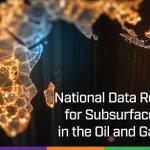 Image for the Tweet beginning: Establishing a National Data Repository