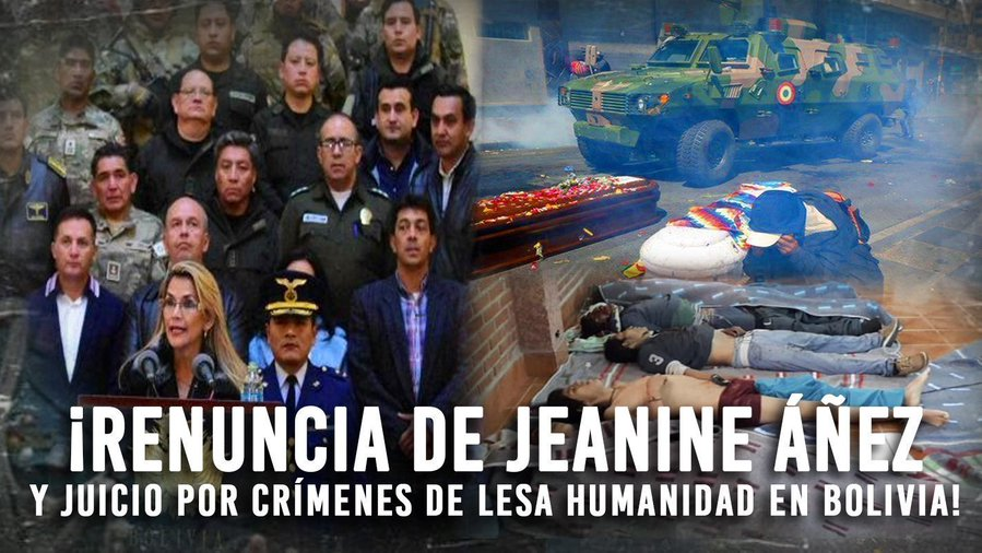 #AnezAsesinaYGolpista @Almagro_OEA2015 Tuto Quiroga's government killed 13 people in political conflicts. Quiroga served as President of Bolivia for a year (2001-2002). Often they cry wolf. Quiroga is started to Reinventing its image, looking more like Banzer than Banzer<br>http://pic.twitter.com/Osx1dkGKLT
