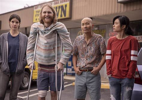 We have plenty of shows about superheroes and spies, lawyers and law enforcement, the apocalypse... but there is only one Lodge 49. @hulu @AmazonStudios @netflix @FXNetworks @EPIXHD @STARZ @Showtime @AudienceNetwork @CBSAllAccess @hbomax Please #SaveLodge49