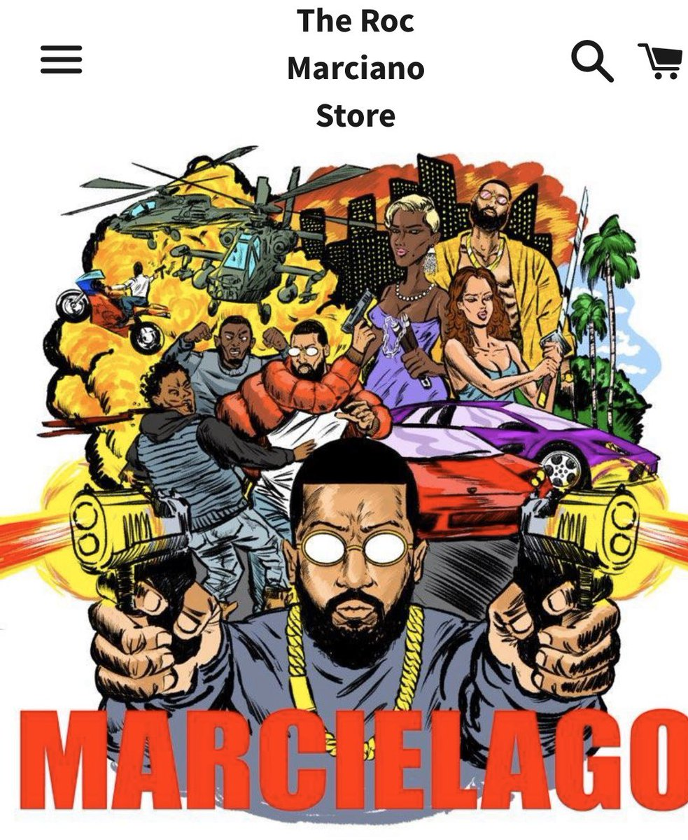 New HipHop Alert 🚨 If you are a true lyric lover make sure you get this LP @ http://Rocmarci.com  @rocmarci  You won't be sorry. 'It hits different...'