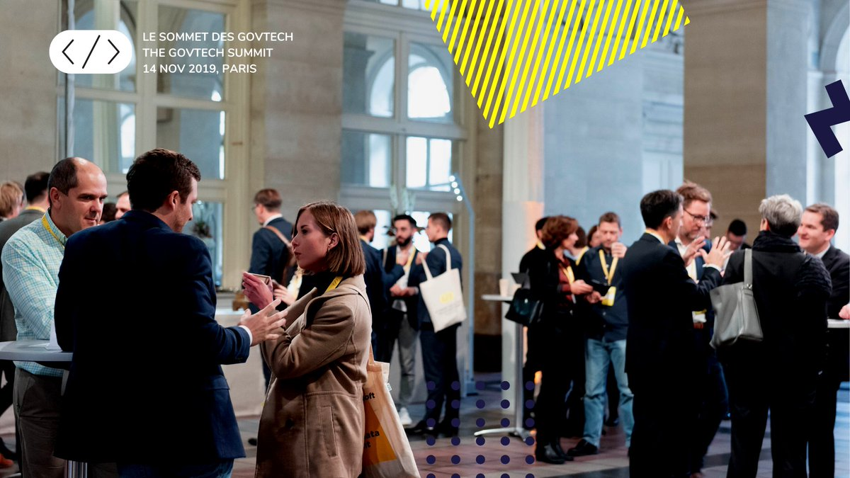 More than 500 meetings were organised through our networking app at the #GovTechSummit 2019. Thousands of entrepreneurs, investors, public servants & experts met at Palais Brongniart to re-think government! @Brellanetwork @Slidoapp