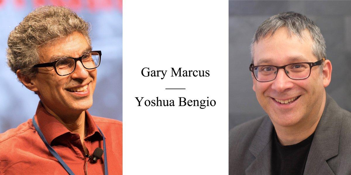 DEBATE : YOSHUA BENGIO   GARY MARCUS — LIVE STREAMING Tickets, Mon, 23 Dec 2019 at 7:00 PM   Eventbrite
