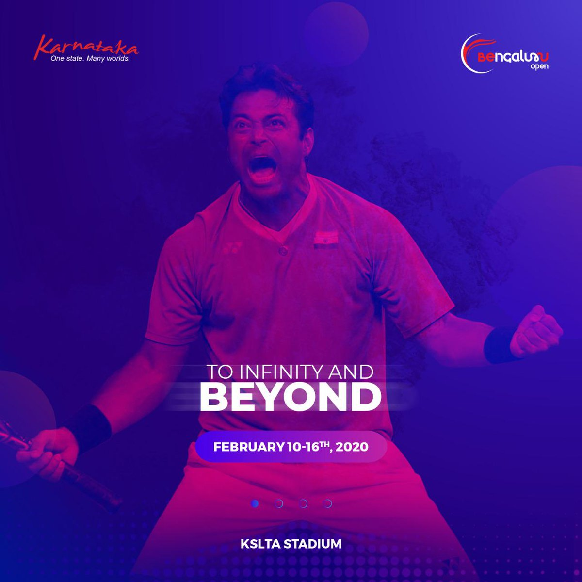 Records are meant to be broken. Congratulations to @Leander for bettering his own record by winning his 44th Doubles Match at the #DavisCup along with debutant Jeevan Nedunchezhiyan as #India beat #Pakistan to book their qualifier spot against Croatia. #BlrTennisOpen #ATP #GameOn