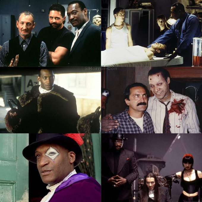 Happy 65th Birthday to Tony Todd!