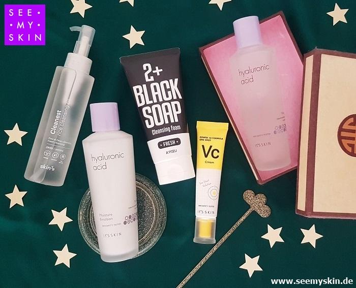 """""""Weniger Make-up, mehr Hautpflege"""" - so lautet das Motto der Koreanerinnen. Für ihre makellose, reine Haut wenden sie täglich eine mehrstufige #Hautpflegeroutine an. Erfahre mehr über das '5-Step #KoreanSkincareRoutine Set (Mischhaut)' unter: https://www.seemyskin.de/hautpflege-sets/205/5-step-korean-skincare-routine-set-mischhaut…pic.twitter.com/ebVaZVWFW5"""