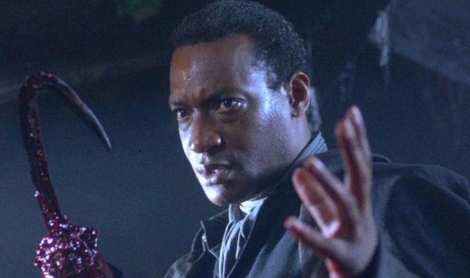A massive HAPPY BIRTHDAY to the always outstanding Tony Todd