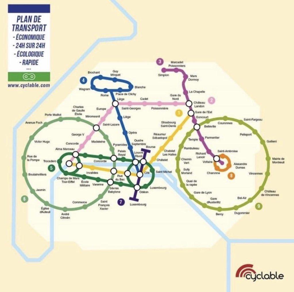 Last plan update from @RATPgroup  #grevedu5decembre #5decembre<br>http://pic.twitter.com/uGKoPStxJH