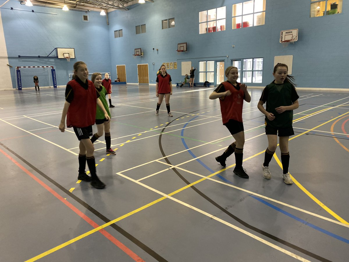 🏆 House Cup 🏆  House Football continued today with our Year 8 scholars! Great work all-round with our values of #excellence and #determination on view as always!