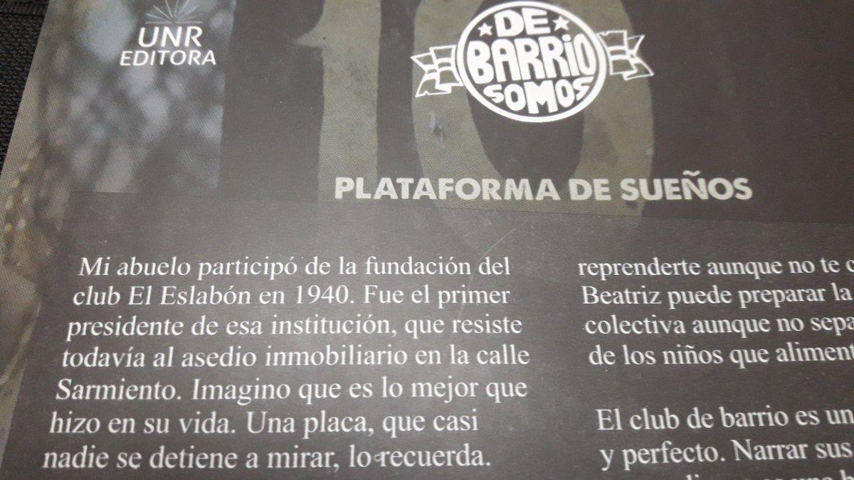 Gracias @Sietecase por el regalo y por siempre tener presente a los clubes de barrio como #ElVerdeDelAbasto https://t.co/hSZRoaiaEd