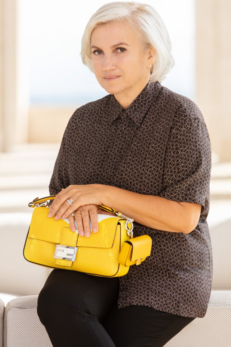 Designed by #SilviaVenturiniFendi in 1997 and instantly elevated to icon status, today, the #FendiBaguette continues its style evolution – courtesy of the #FendiFrenesiaBaguette in the first-of-a-kind scented leather.  #MaisonFrancisKurkdjian #FendiXDesignMiami #DesignMiami <br>http://pic.twitter.com/HnIMC0uJnL