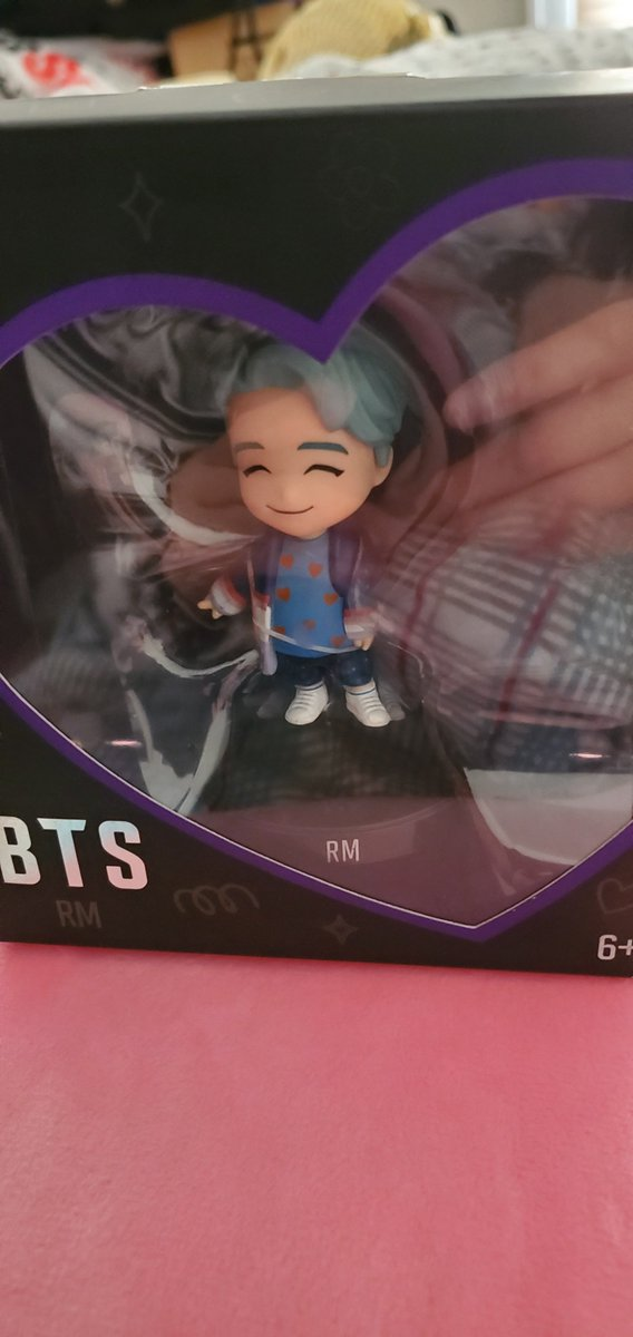 Update on RM box Got it! Thank you. @anthonylei91  #BTSxMattel #RM<br>http://pic.twitter.com/VDvgw8fxHy