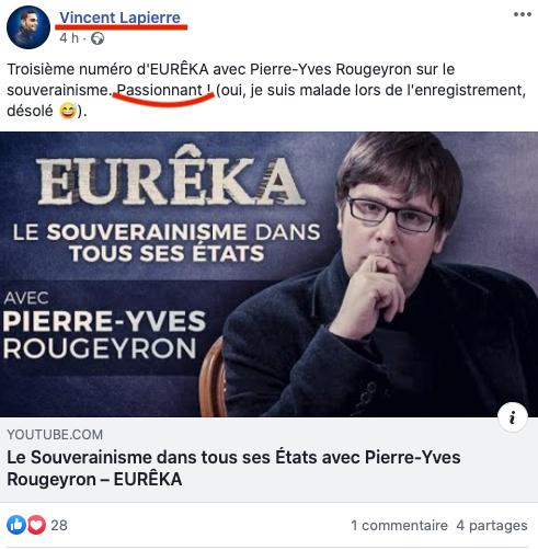 Ce fan d'Israël veut «remigrer» les musulmans français : Vincent Lapierre lui déroule le tapis rouge