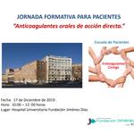 Image for the Tweet beginning: #Agenda | El martes 17