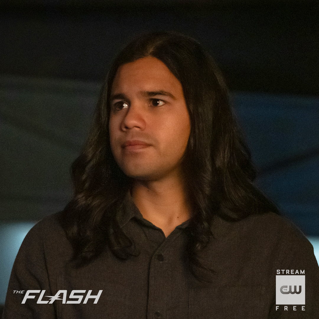 Trying to lead Team Flash in this time of need. Stream free only on The CW App: go.cwtv.com/streamFLAtw #TheFlash
