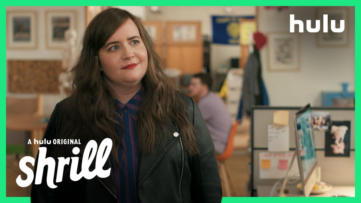 Get ready to shake your sh*t up. Season 2 of Shrill premieres January 24