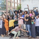 Image for the Tweet beginning: Thanks @AfroTech for spotlighting #BlackFoundersExchange