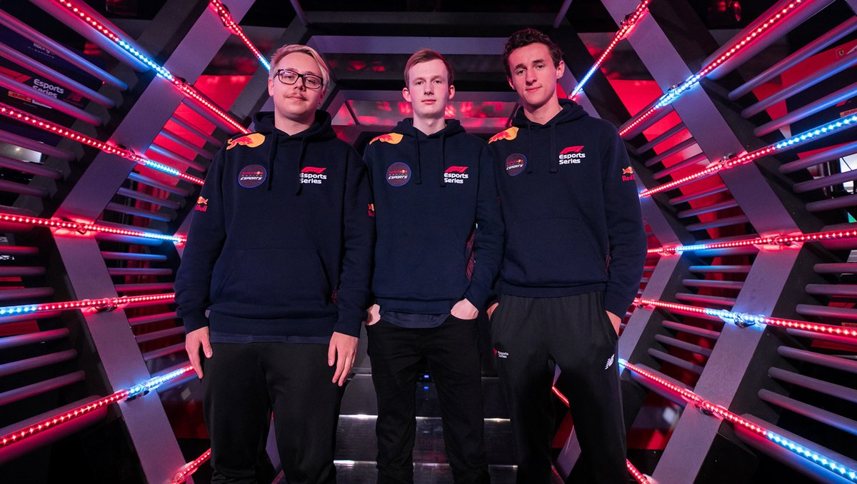 Huge congratulations to @redbullracingES! 🏆🔥 Bringing home the Team #F1Esports Championship in just their second year.   YESSSSSSSS boys! 👏👏👏 #givesyouwings