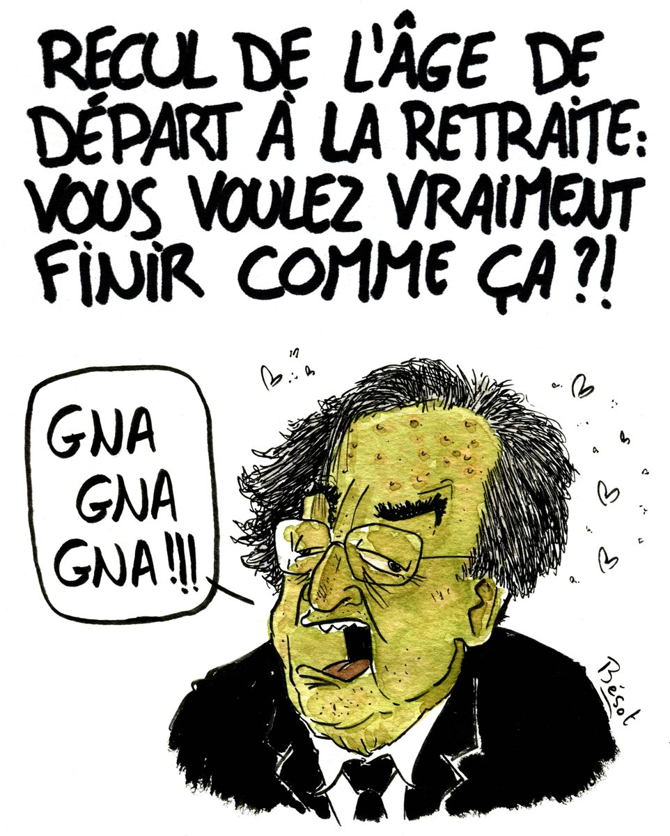 #GreveGenerale #greve5décembre #Retraites #Finkielkraut