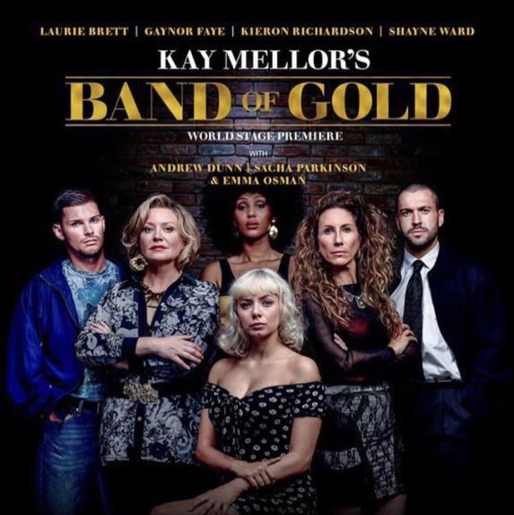 I wasn't sure what to expect with a popular TV production @BandOfGoldPlay being transported to stage in the World Premiere of the @GrandTheatreLS1...  I was gripped from start to finish. I could not fault any aspect of this production. An honour to see such an encapsulating show https://t.co/Qm6R6UJr4j