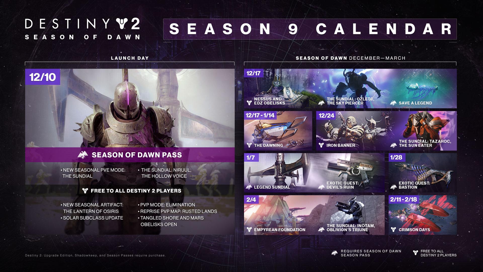 Destiny 2 - Temporada del Alba