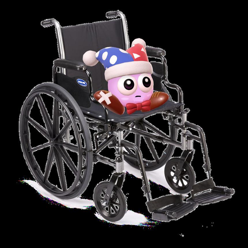 i got crippled by @RealMarieSquid she shot me