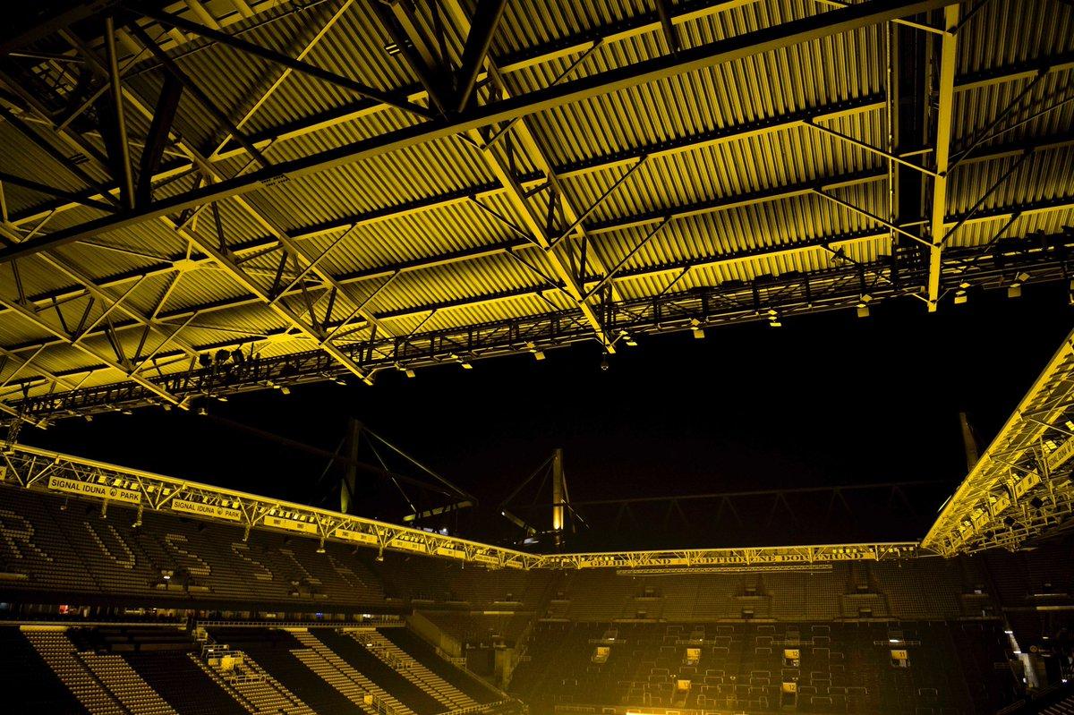 Dortmund after dark