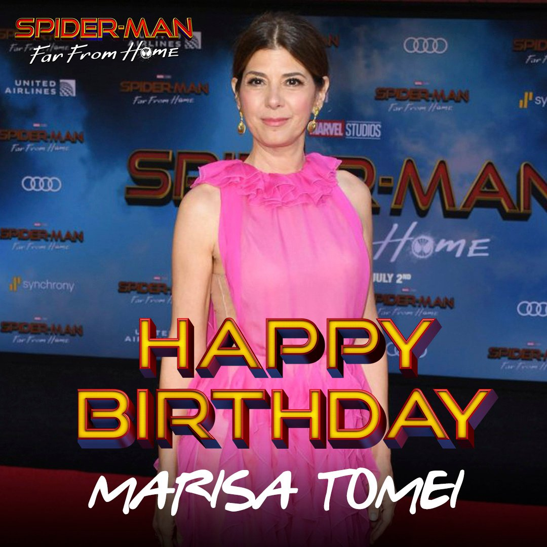 Happy birthday to the a-MAY-zing @marisatomei!