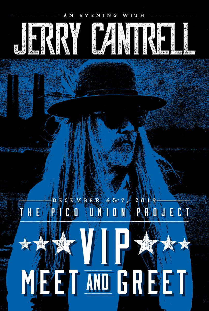 Big news for my upcoming LA shows... I've added a very limited number of VIP M&G upgrade packages for both nights, eligible for ticket holders only. We also released a small amount of tickets for Saturday. Full details at . Can't wait to hang with you🤘