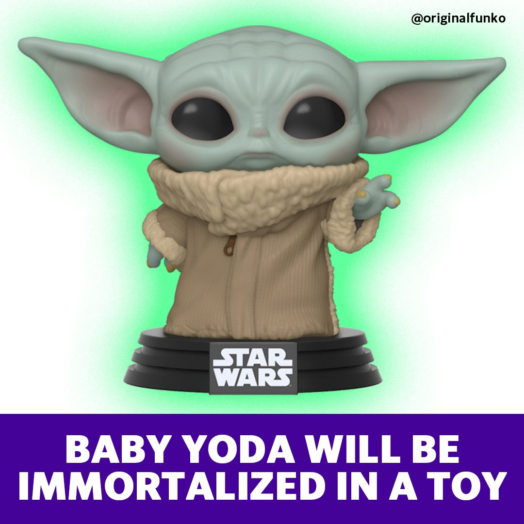 Baby Yoda is now a toy bobblehead: yhoo.it/34VW9KQ