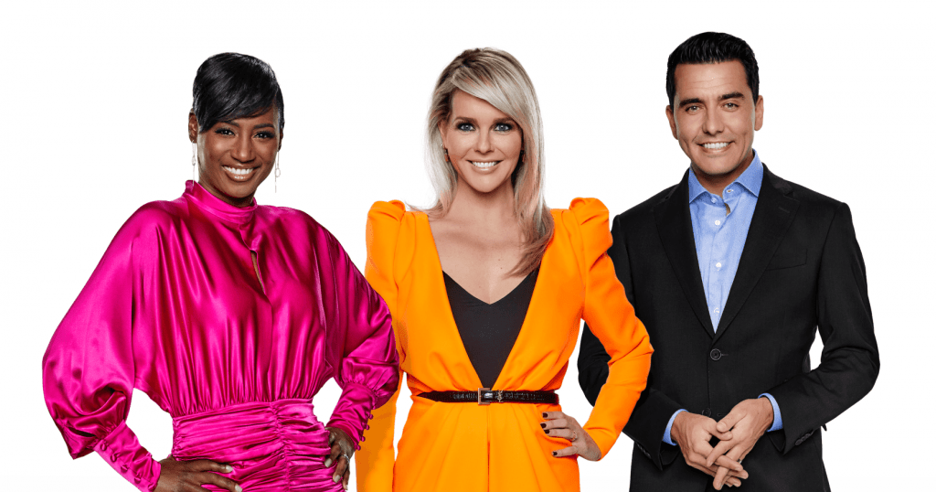 Eurovision 2020 🇳🇱 Edsilia Rombley, Chantal Janzen and Jan Smit will be the hosts #eurovision #oikotimes #melfest #umk #DestinationEurovision #eestilaul #srfesc #eurovisiongr #openup