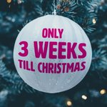 Image for the Tweet beginning: The Christmas countdown has begun!