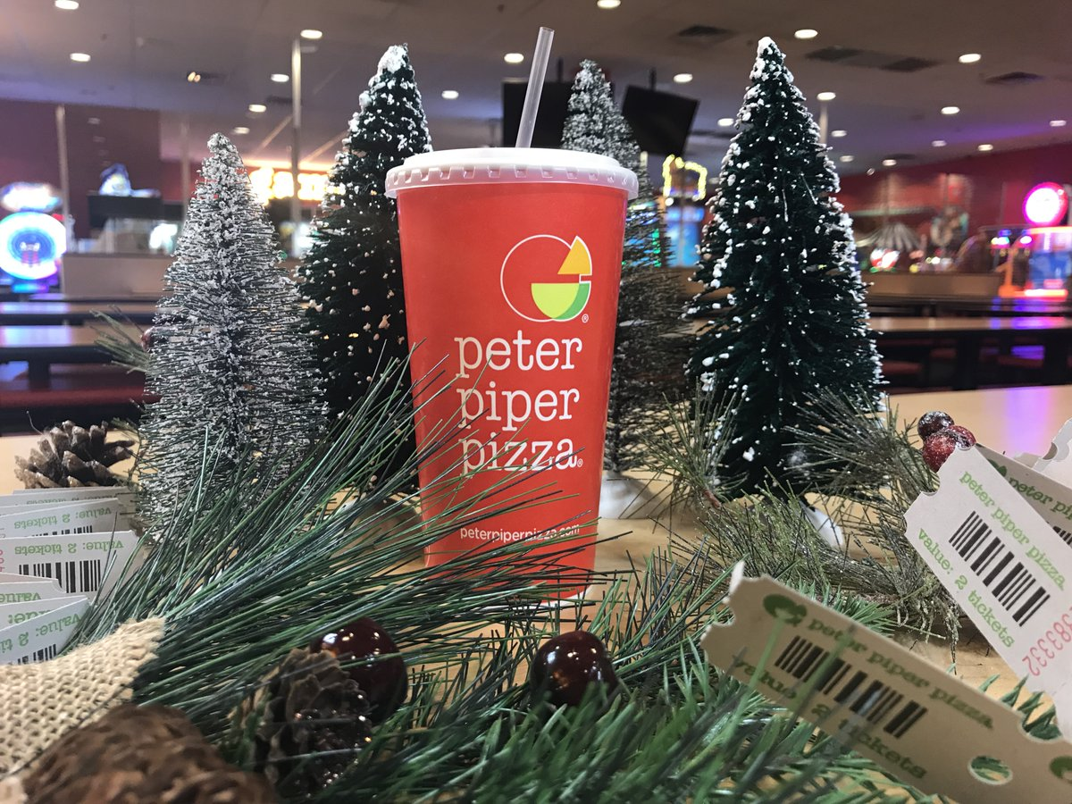 Make the most of your holiday break with games, pizza and prizes at Peter Piper Pizza! Visit https://t.co/MpIzuBLBqT to find your nearest location. https://t.co/7pmP3lyeo0