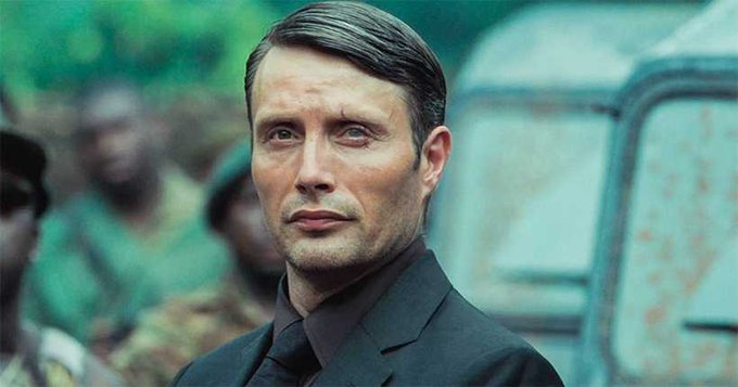 Happy 54th birthday to Mads Mikkelsen, star of HANNIBAL, STAR WARS: ROGUE ONE, DOCTOR STRANGE, and more!