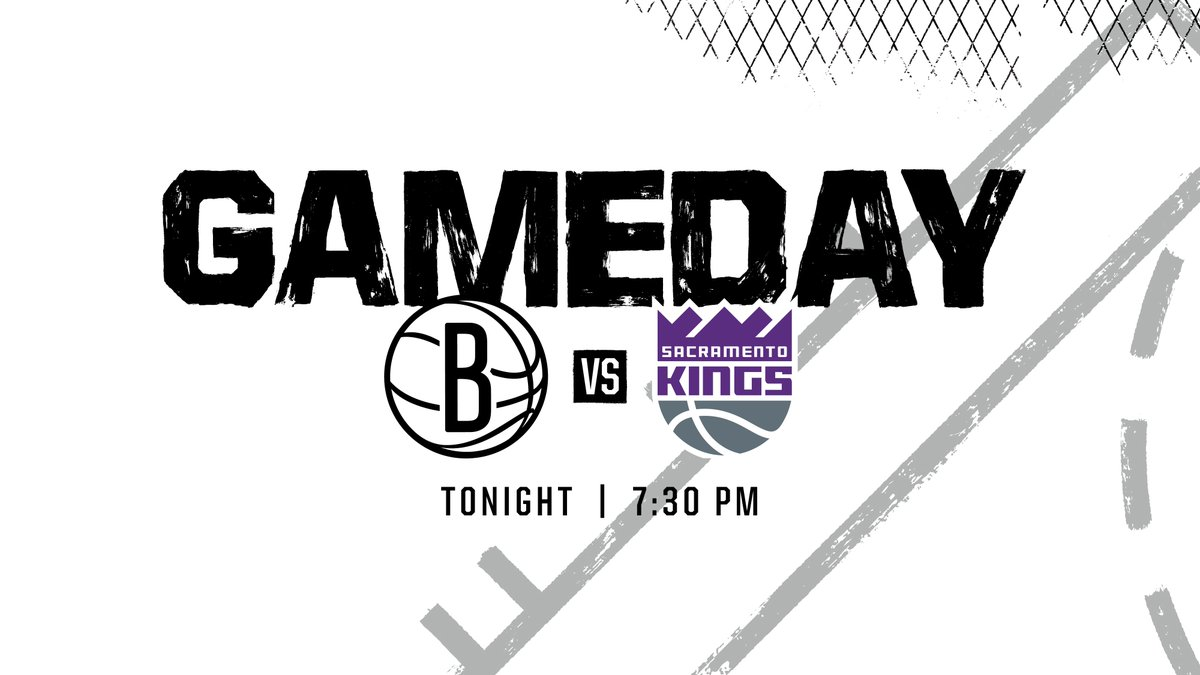 📊 Inside tonight's matchup with the Kings  📓   http://netsnba.team/nets-kings-insider…