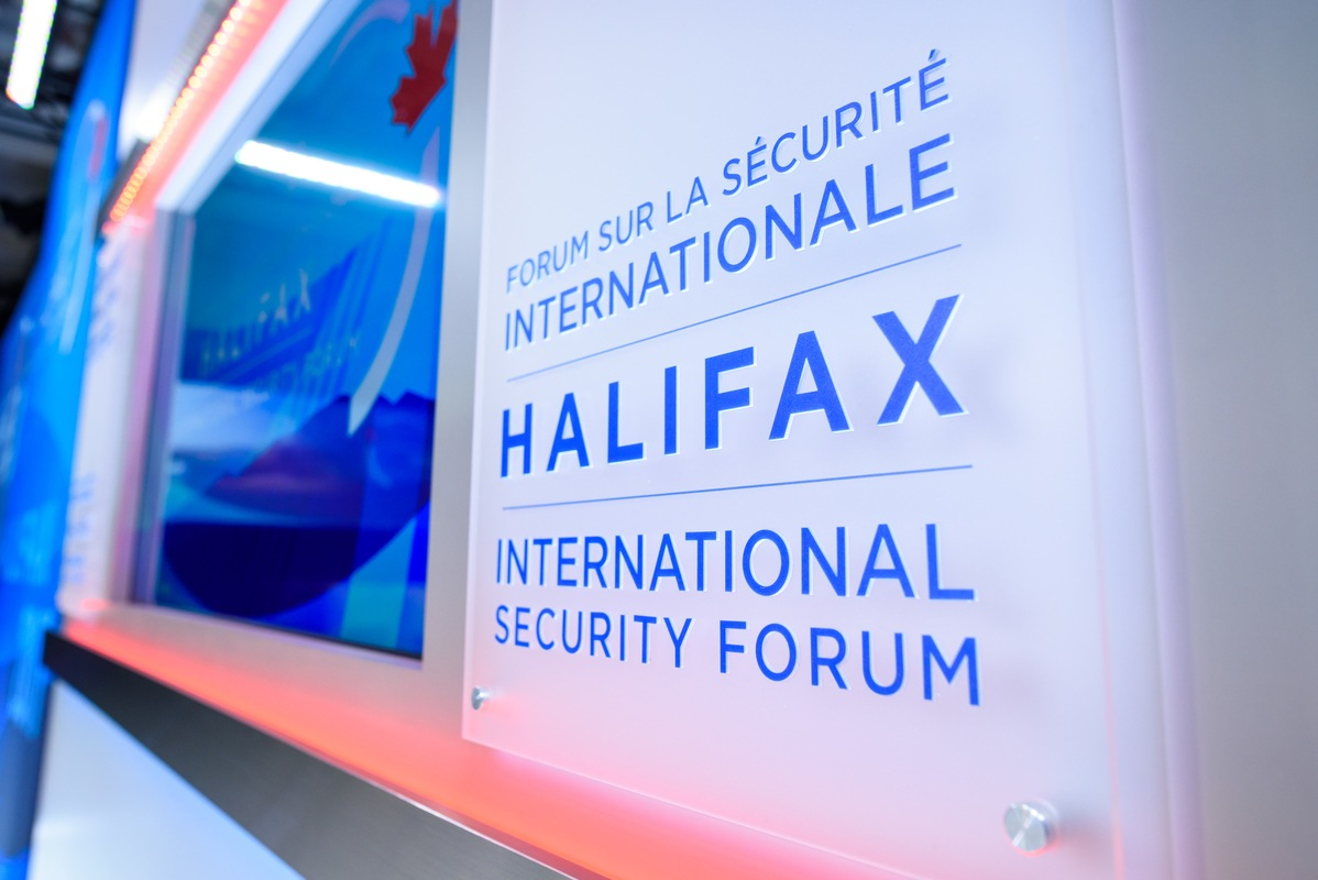It's a pleasure to be in Halifax for @HFXforum w/ allies & partners to discuss our common interests & to find meaningful ways to achieve our common goals. #HISF2019 https://t.co/b8iwLCADPa